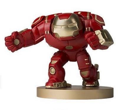 "Copper Master ""Avengers"" series Copper Figure Toy Doll Hulkbuster"