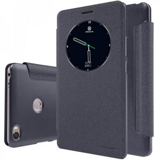Nillkin Smart View Window Flip Case for Xiaomi Mi Max Black