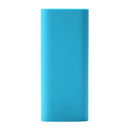 Xiaomi Mi Power Bank 16000mAh Silicone Protective Case Blue