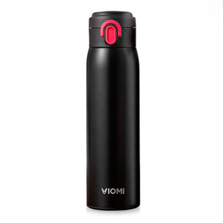 Viomi Stainless Steel Vacuum Thermos Cup Black