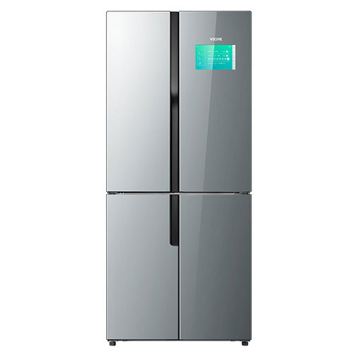 Viomi iLive Smart Refrigerator Four Door Voice Version Gray