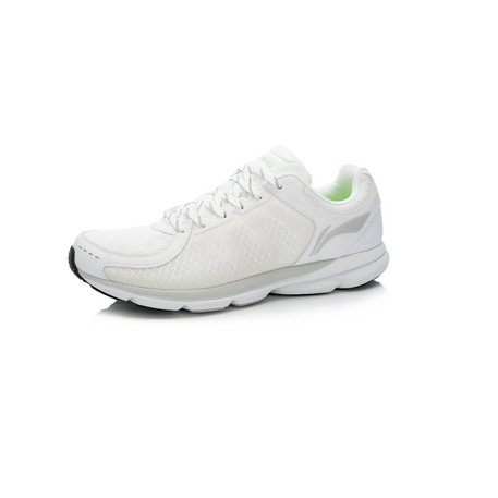Xiaomi X Li-Ning Trich Tu Men`s Smart Running Shoes ARBK079-7-10 Size 43 White / Silver