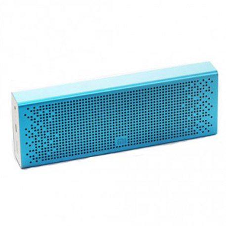 Xiaomi Mi Bluetooth Speaker With MicroSD Card Slot  Blue