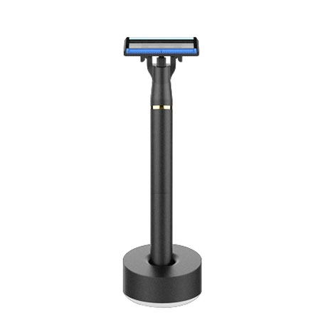 Handx Men's Safety Manual 6 Layer Razor Shaver Black