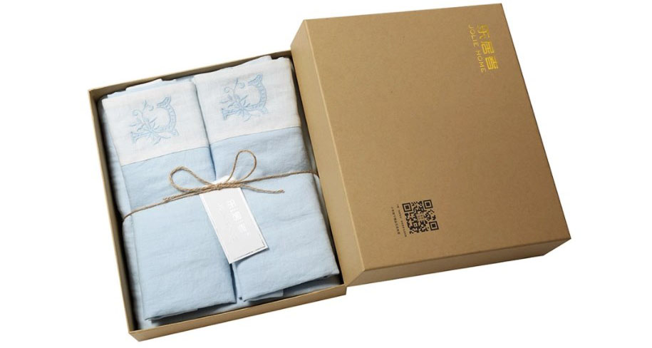 Jolie Home Yi Tian Bedding Set 180mm Blue
