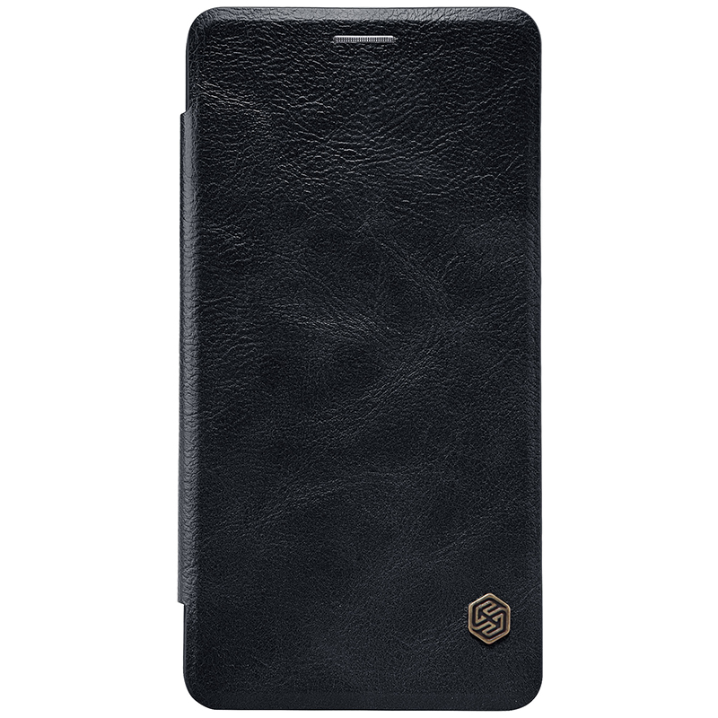 Nillkin Qin Leather Case for Xiaomi Mi 5s Plus Black
