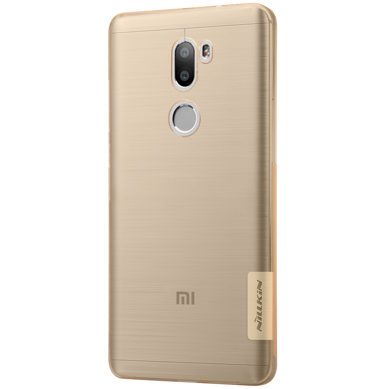 Nillkin TPU Case for Xiaomi Mi 5s Plus Transparent Brown