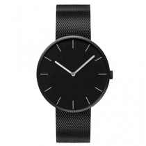 TwentySeventeen Quartz Watch Black Version