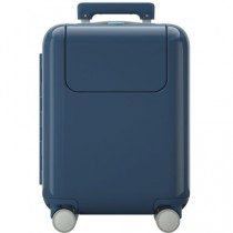 "Mi Bunny Trolley Case 17""  Blue"
