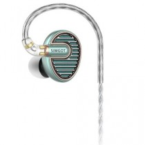 SIMGOT EN700 MKII Hi-Fi In-ear Earphones Green