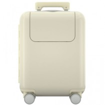 "Mi Bunny Trolley Case 17""  White"