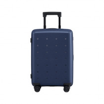 Xiaomi 90 GOFUN Spinner Wheels Travel Suitcase 24` Blue
