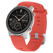 Amazfit GTR Smartwatch 42mm Coral Red