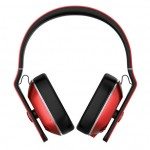 1More Voice of China Plus Bluetooth Over-Ear Headphones Red