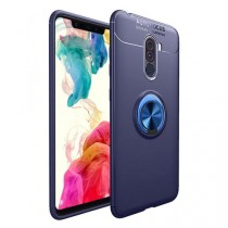 Bakeey Protective Case for POCO F1 Blue