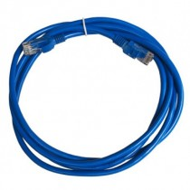 Gigabit Ethernet LAN Cable Blue 2m