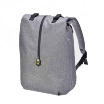 RunMi 90 Points Outdoor Leisure Backpack Gray