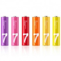 ZMI ZI7 Rainbow AAA batteries (6 pcs.)