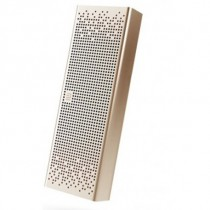Xiaomi Mi Bluetooth Speaker With MicroSD Card Slot Gold
