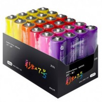 ZMI ZI7 Rainbow AAA batteries (24 pcs.)