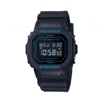 Casio Small Square Men's Watch G-SHOCK Series DW-5600BBM-1PR
