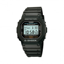 Casio Small Square Men's Watch G-SHOCK Series DW-5600E-1VPF