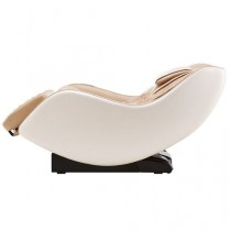 Momoda Smart Relaxing Massage Chair Beige Leather