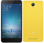 Xiaomi Redmi Note 2 2GB/16GB Dual SIM Yellow