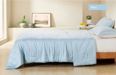 Tonight Bed Blanket 200x230mm Blue