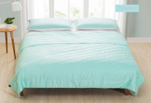 Tonight Bed Blanket 200x230mm Turquoise