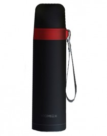 Viomi Stainless Steel Vacuum Thermos Cup 460ml Black