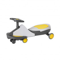 Xiaobai Children's Kart Yellow