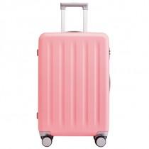 "RunMi 90 Points Trolley Suitcase 20"" Macaron Powder"