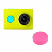 Yi Action Camera Universal Protective Lens Cover Pink