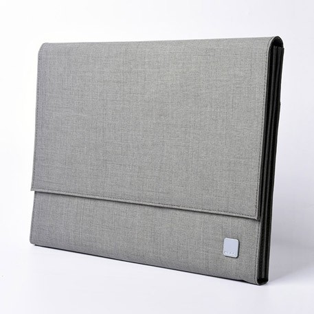 KACO Mi Notebook ALIO Premium Briefcase Gray