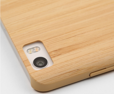 Xiaomi Mi Note Wood Back Cover Bamboo