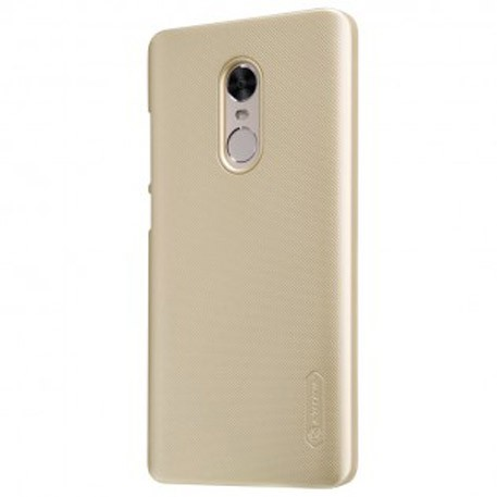 NILLKIN Super Frosted Shield Case for Xiaomi Redmi Note 4X Gold