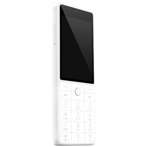 QIN 1 Feature Phone White