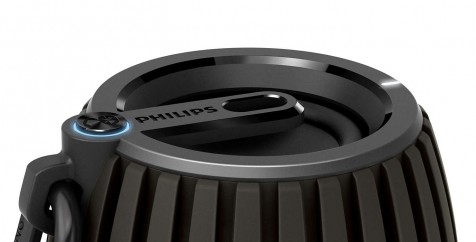 Philips SoundShooter Wireless Portable Bluetooth Speaker