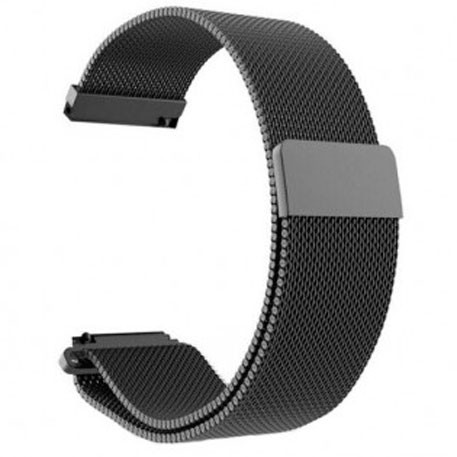 Amazfit Pace Magnetic Stainless Steel Band Black