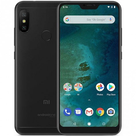 Xiaomi Mi A2 Lite High Ed. 4GB/64GB Dual SIM Black