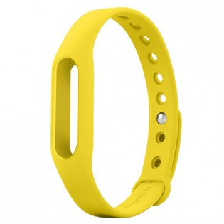 Xiaomi Mi Band Strap Yellow
