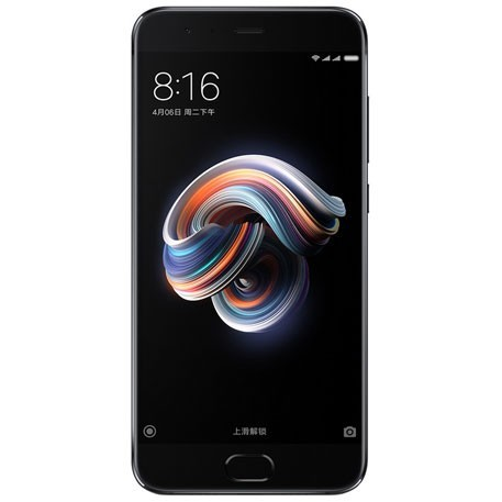 Xiaomi Mi Note 3 High Ed. 4GB/64GB Dual SIM Black