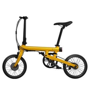 Mi Home (Mijia) QiCycle Folding Electric Bike Yellow