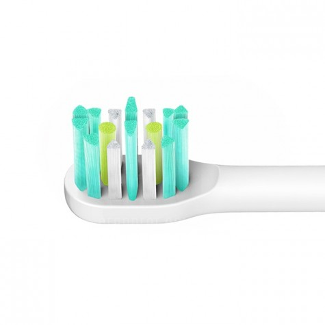 SOOCAS X3 Mini Replacement Toothbrush Head (2 pcs. set) White