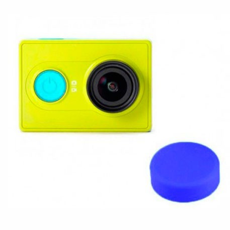 Yi Action Camera Universal Protective Lens Cover Violet