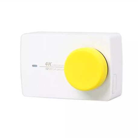 Yi Action Camera Universal Protective Lens Cover Yellow