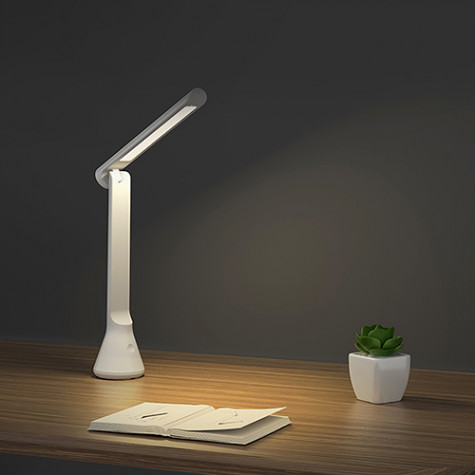 Yeelight rechargeable folding table lamp White