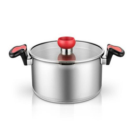 Yi Wu Yi Shi Healthy Stainless Steel Saute Pot