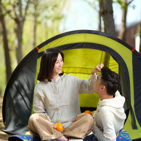 Zaofeng Double-layer Tent